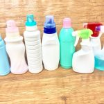 沢山の洗剤